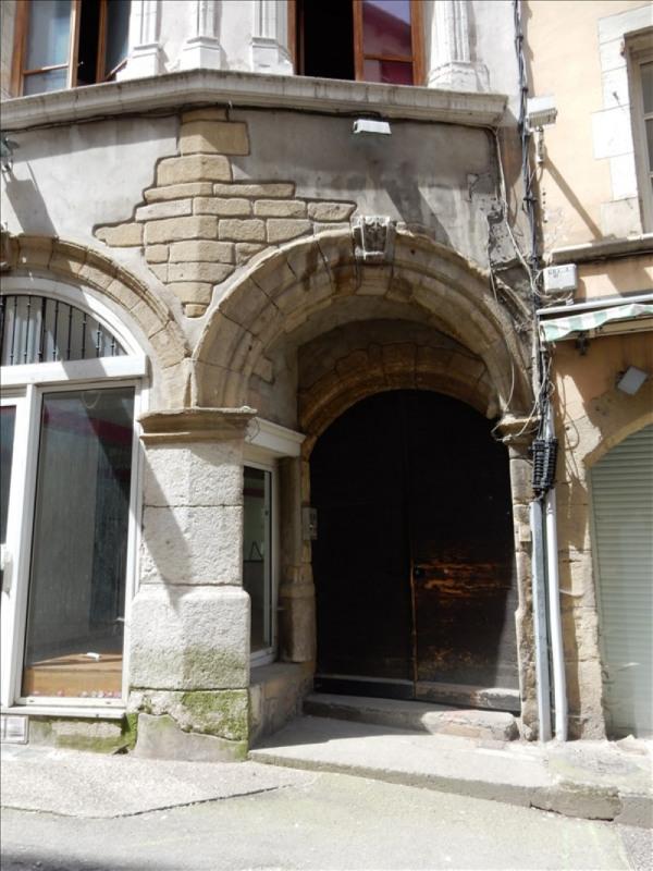 Vente appartement Vienne 39000€ - Photo 1