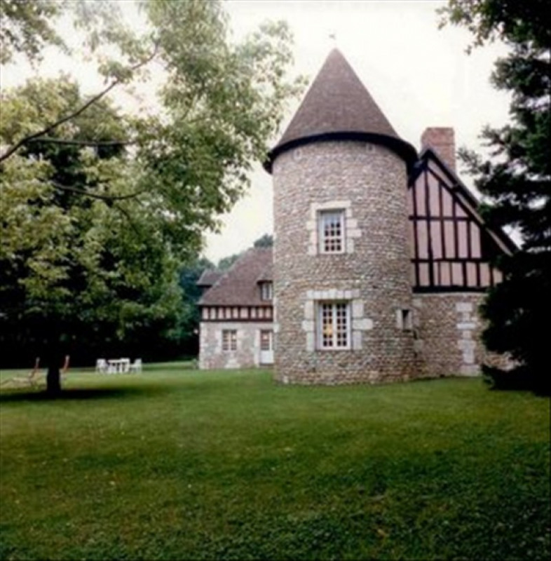 Sale chateau Conches en ouche  - Picture 2