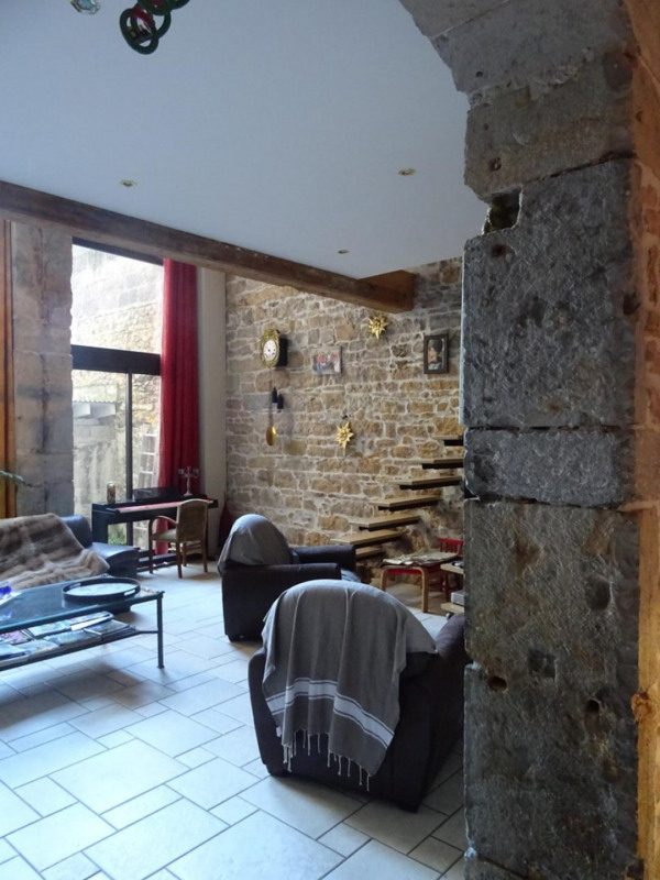 Deluxe sale apartment Lyon 1er 695 000€ - Picture 1