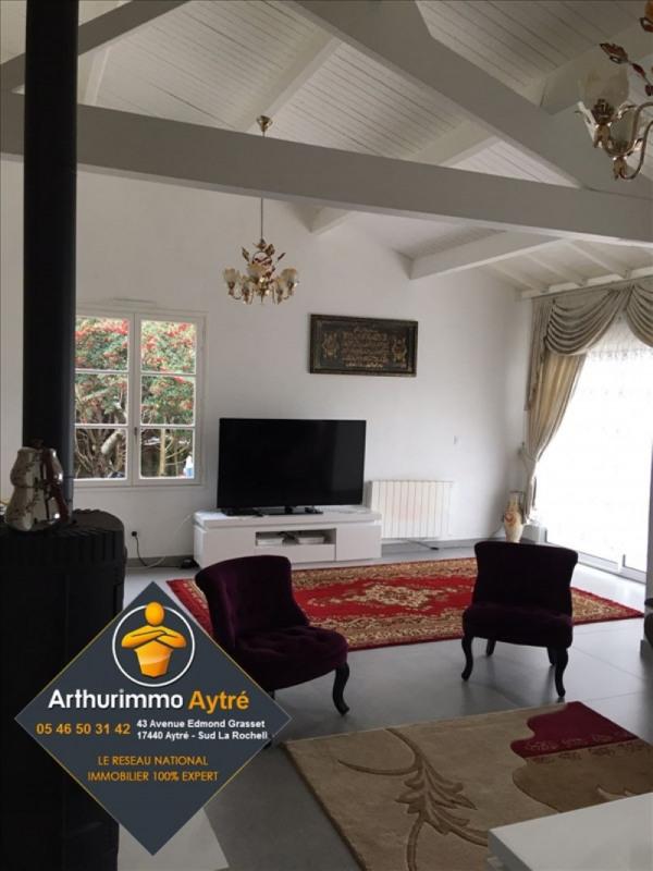 Vente maison / villa Rochefort 296400€ - Photo 2