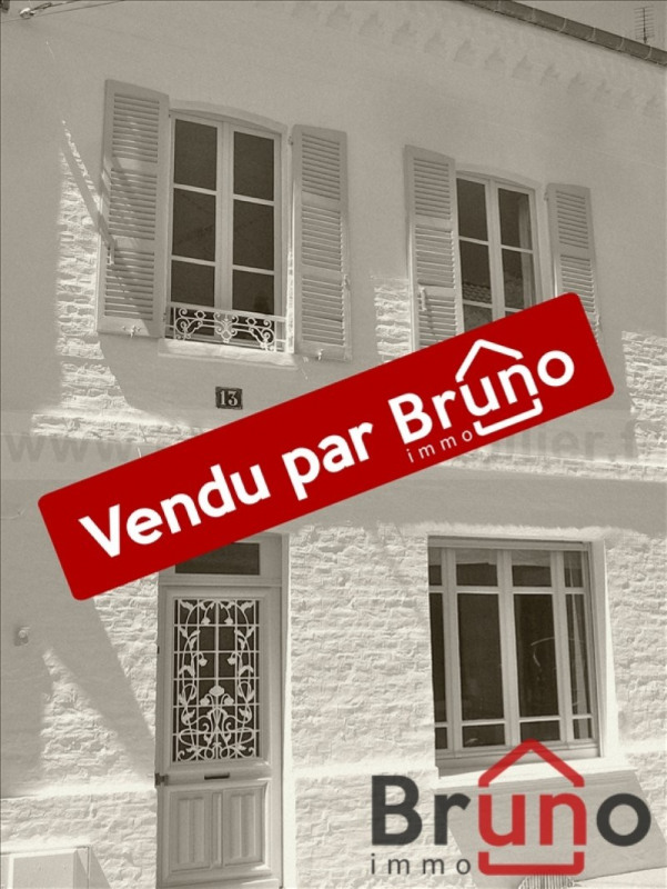 Revenda residencial de prestígio casa Le crotoy  - Fotografia 1