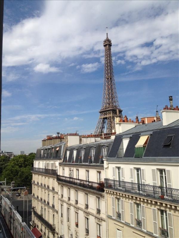 Locação apartamento Paris 7ème 1135€ CC - Fotografia 2