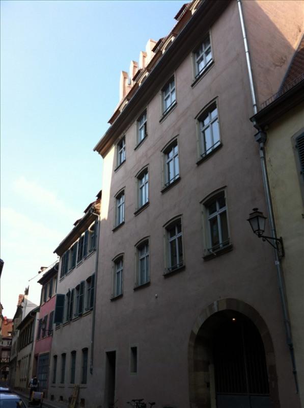 Rental apartment Strasbourg 980€ CC - Picture 1
