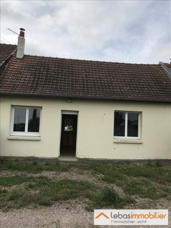 Vente maison / villa Doudeville 129600€ - Photo 1