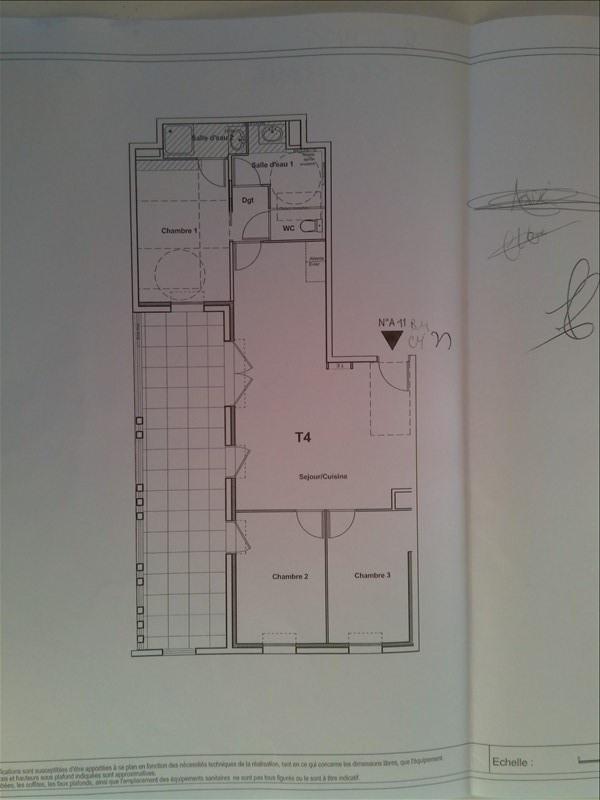 Vente appartement Marseille 9ème 275000€ - Photo 1