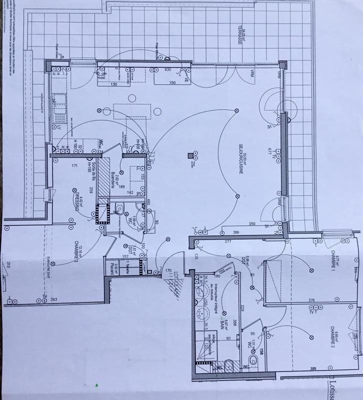Sale apartment Hoenheim 396550€ - Picture 11