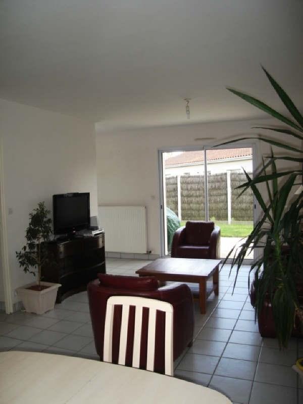 Rental house / villa Chemille 593€ CC - Picture 1