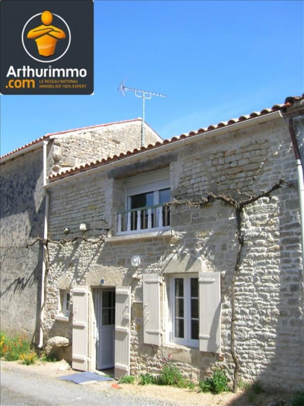 Vente maison / villa Aulnay 65900€ - Photo 1