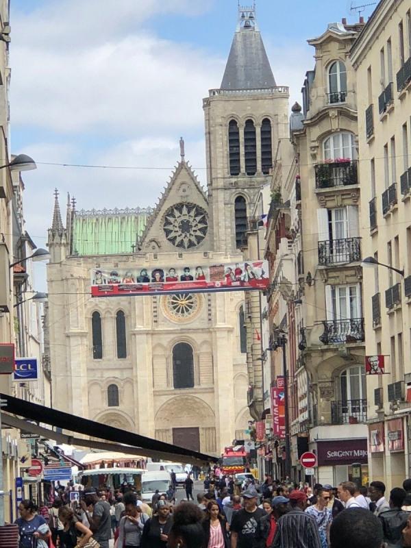 Saint denis centre ville