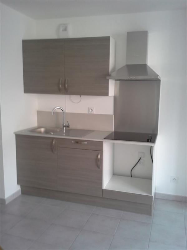 Rental apartment Villeurbanne 620€ CC - Picture 3
