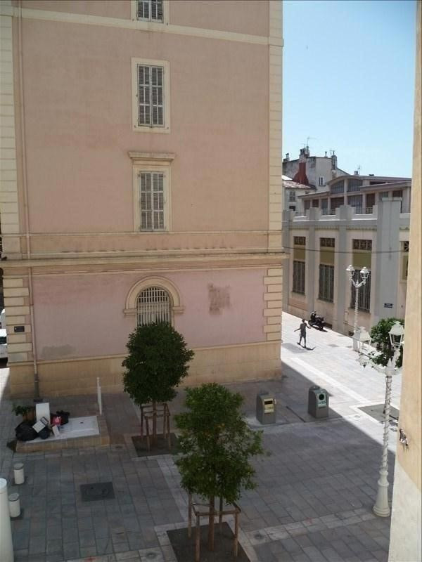 Rental apartment Toulon 370€ CC - Picture 1