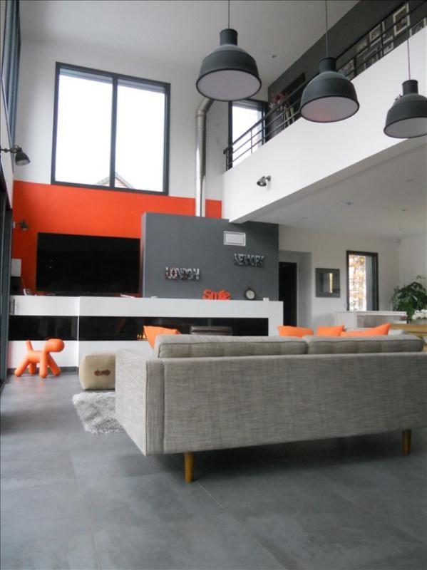 Venta de prestigio  casa Feucherolles 1365000€ - Fotografía 7