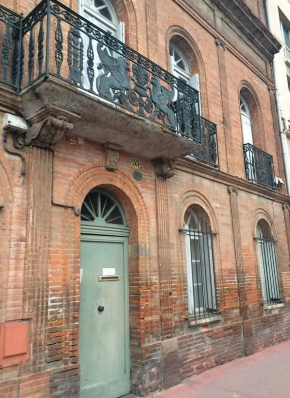 Rental empty room/storage Toulouse 455€ +CH/ HT - Picture 1