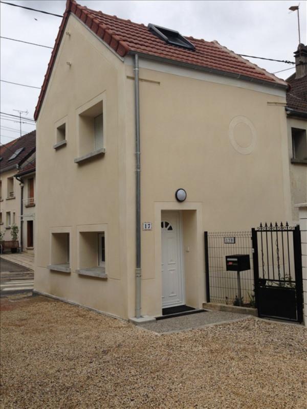 Rental house / villa Nanteuil les meaux 595€ CC - Picture 1