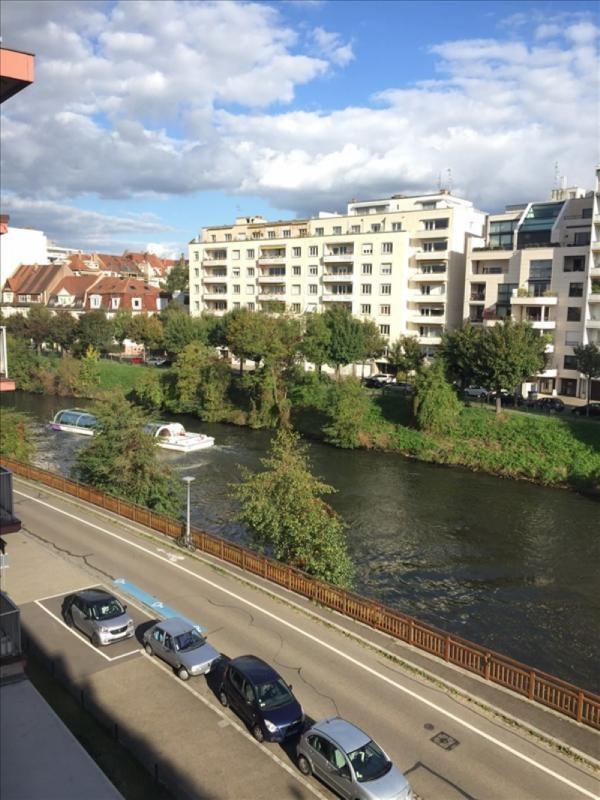 Deluxe sale apartment Strasbourg 697000€ - Picture 1