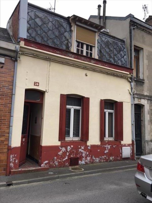 Vente maison / villa St quentin 45000€ - Photo 1