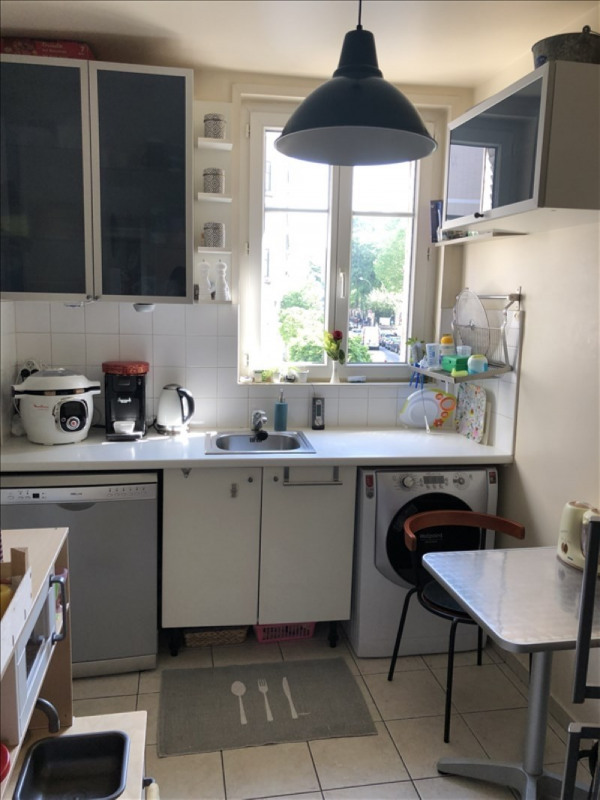 Sale apartment Clichy 490000€ - Picture 2