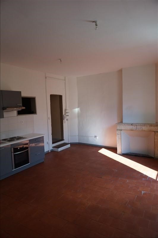 Rental apartment Lodeve 420€ CC - Picture 1