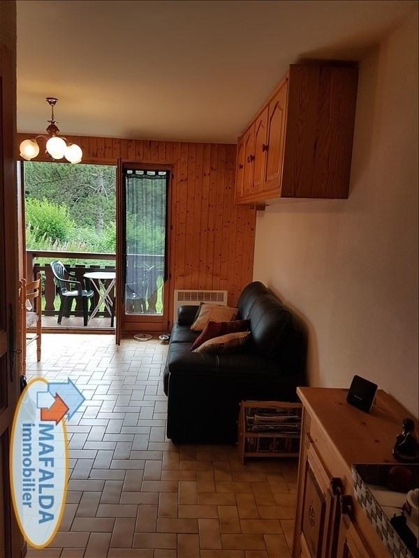 Sale apartment Mont saxonnex 59000€ - Picture 4