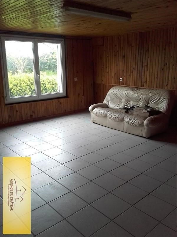 Vente maison / villa La villeneuve en chevrie 230000€ - Photo 5