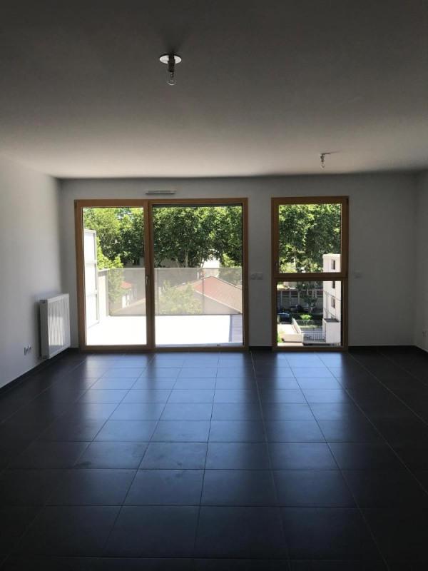 Rental apartment Villeurbanne 1080€ CC - Picture 1