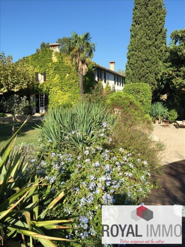 Deluxe sale house / villa La garde 1118000€ - Picture 2
