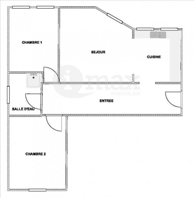 Sale apartment Asnieres sur seine 300000€ - Picture 5