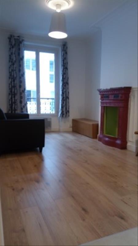 出租 公寓 Paris 18ème 970€ CC - 照片 1