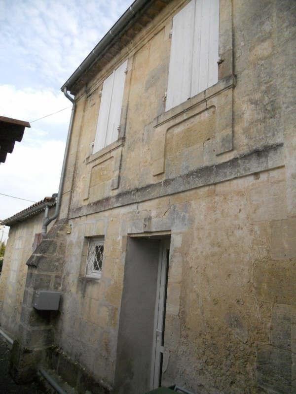 Sale house / villa St andre de cubzac 65000€ - Picture 1
