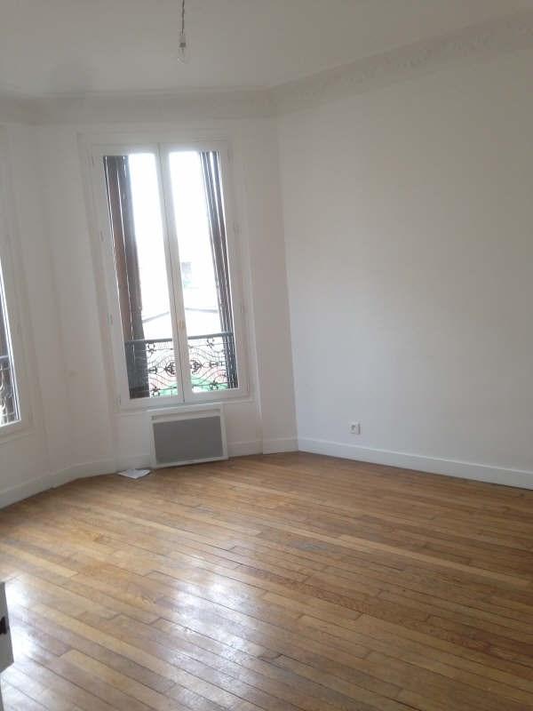 Rental apartment Gennevilliers 1010€ CC - Picture 2