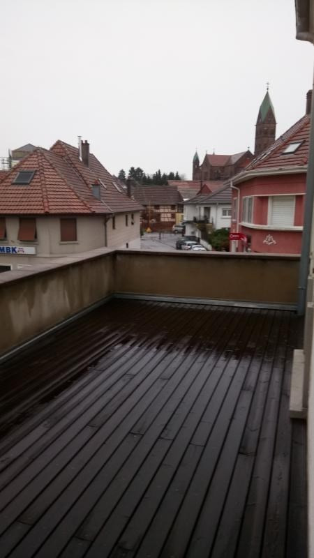 Rental apartment Lutterbach 750€ CC - Picture 1