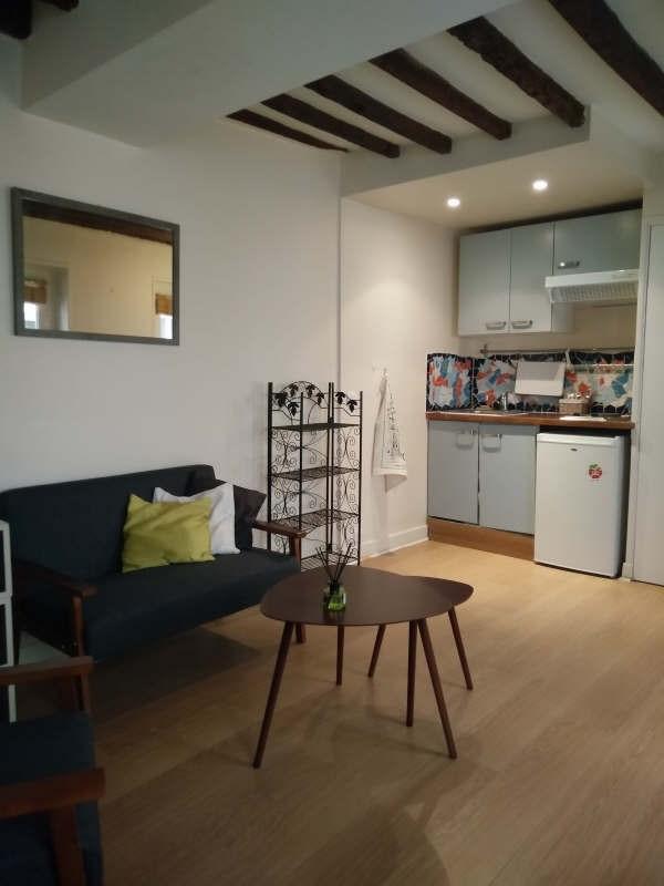Venta  apartamento Paris 7ème 315000€ - Fotografía 2