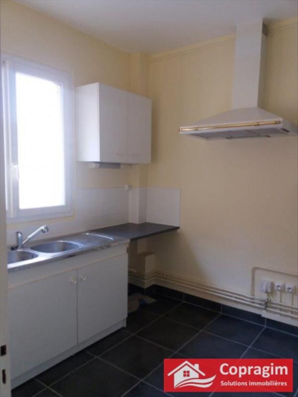 Rental apartment Montereau fault yonne 520€ CC - Picture 1