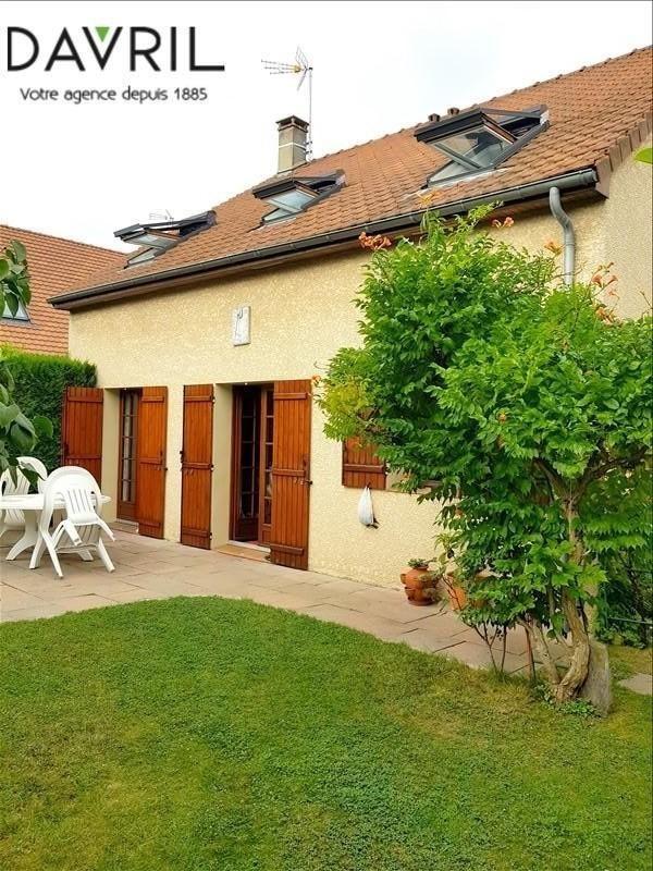 Vente maison / villa Herblay 419000€ - Photo 2