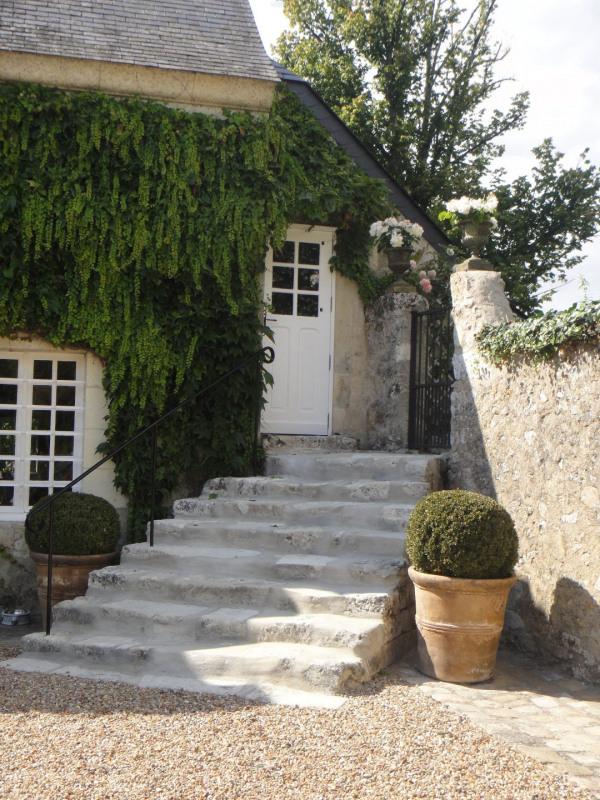Revenda residencial de prestígio castelo Semblancay 3300000€ - Fotografia 8
