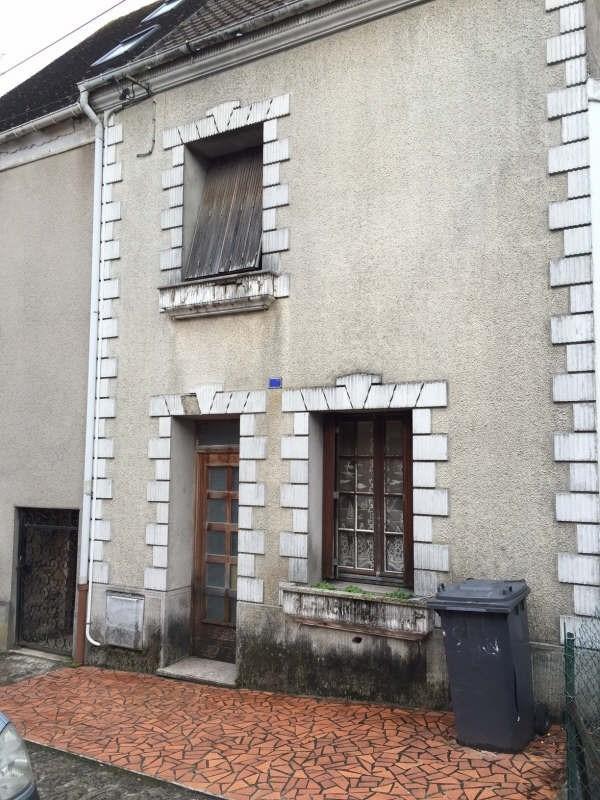Vente maison / villa La chapelle gauthier 121000€ - Photo 1