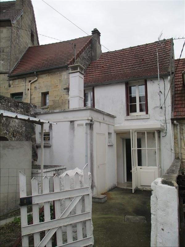 Vente maison / villa Cires les mello 93000€ - Photo 1