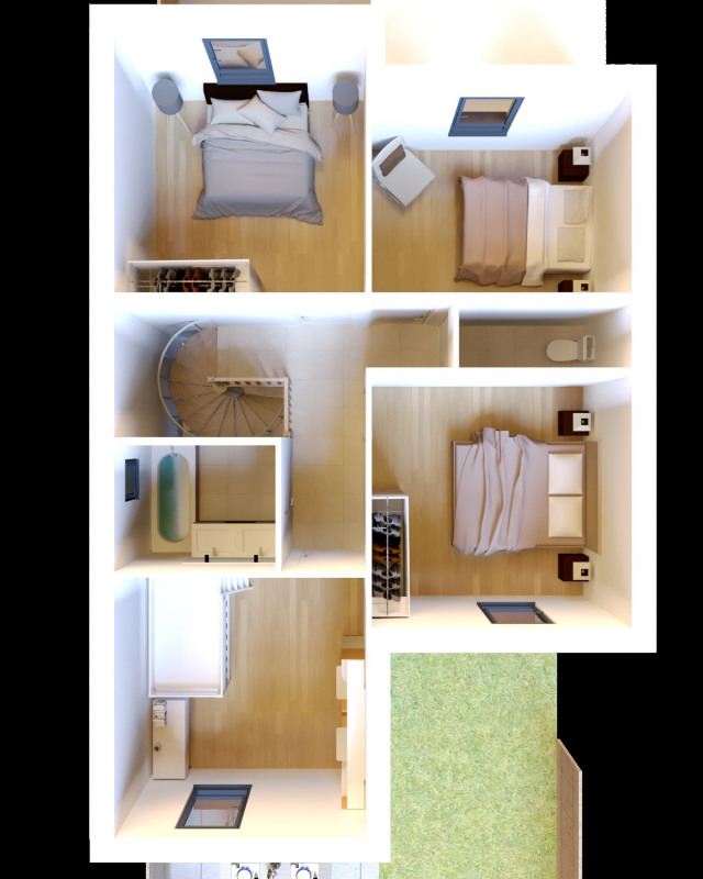 villa nova programme immobilier neuf c bazat propos. Black Bedroom Furniture Sets. Home Design Ideas