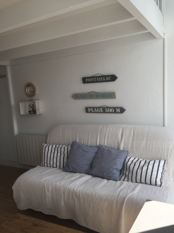 Location vacances appartement Royan 388€ - Photo 3