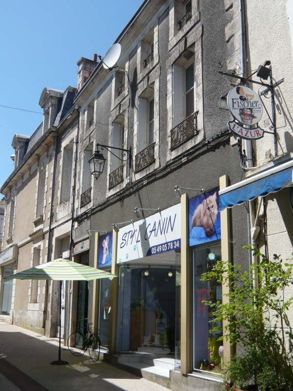 Vente immeuble St maixent l ecole 115500€ - Photo 1
