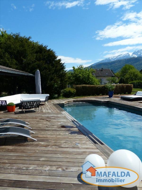 Vente de prestige maison / villa Ayze 990000€ - Photo 3