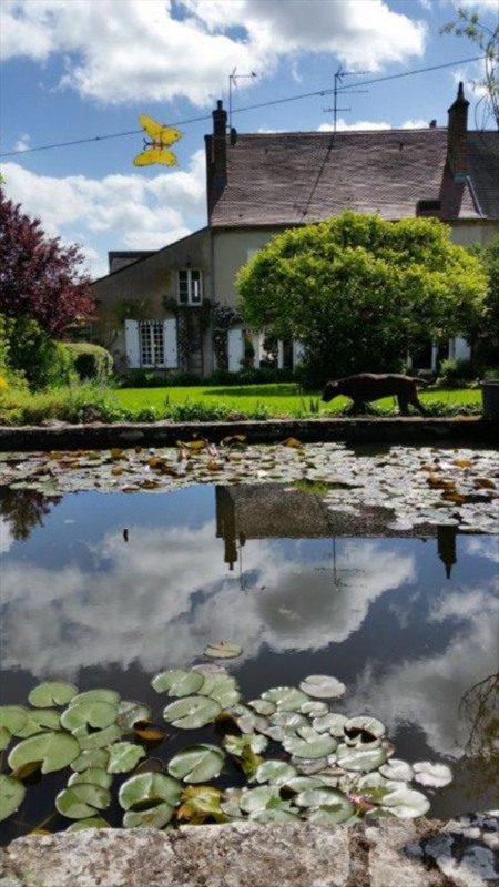 Venta  casa Lucenay les aix 214000€ - Fotografía 7