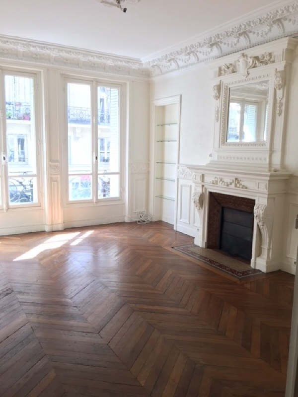 Location appartement Paris 16ème 3 190€ CC - Photo 1