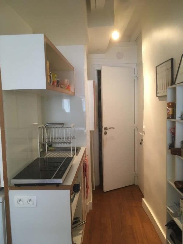 Rental apartment Paris 3ème 840€ CC - Picture 6