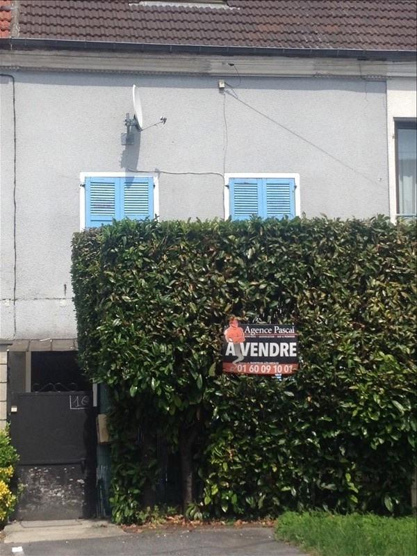 Vente maison / villa Nanteuil les meaux 219000€ - Photo 1