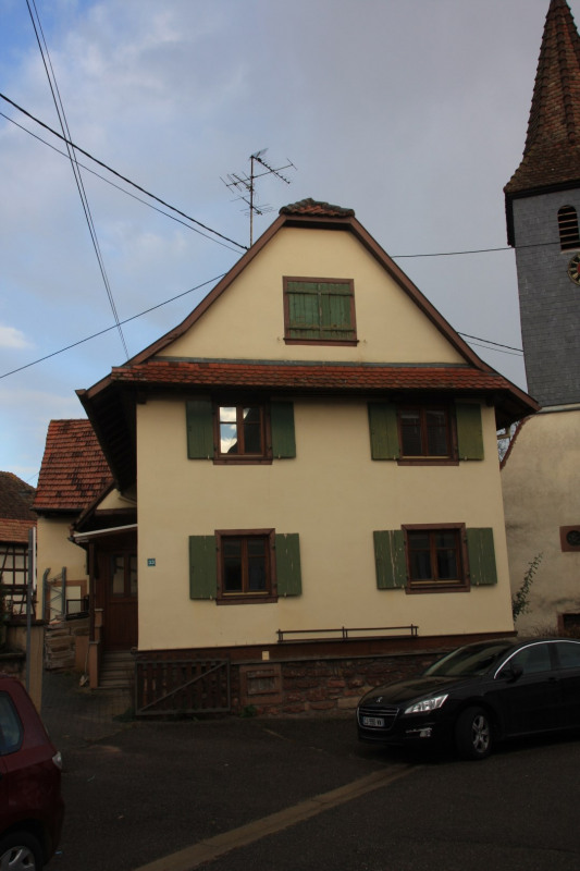 Sale house / villa Quatzenheim 157 500€ - Picture 1