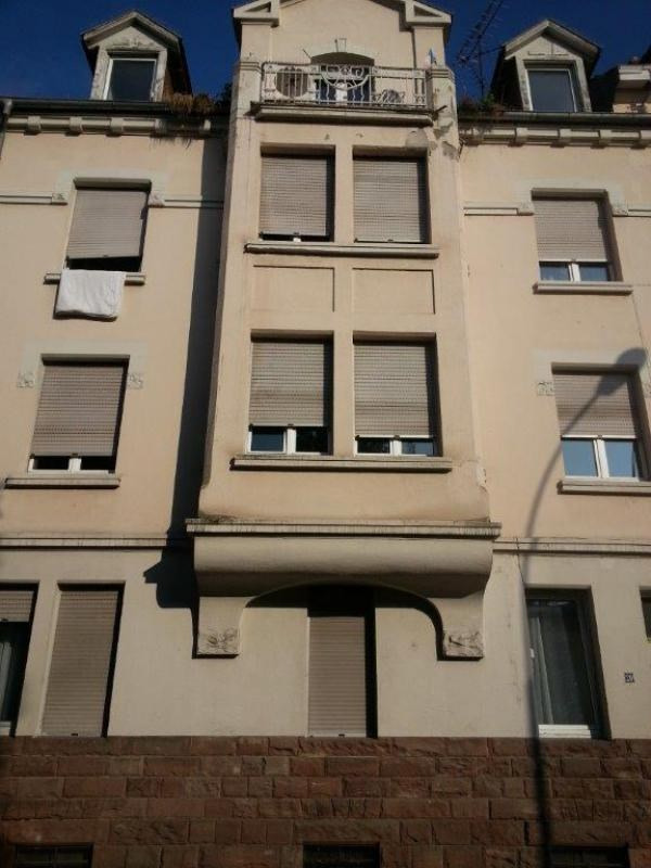 Investment property building Mulhouse 410 000€ - Picture 2
