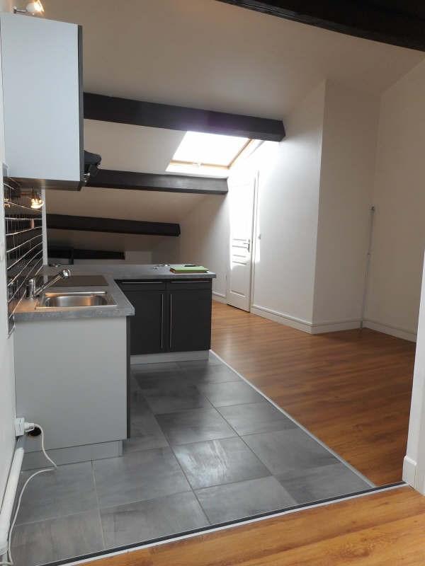 Location appartement La buisse 380€ CC - Photo 1