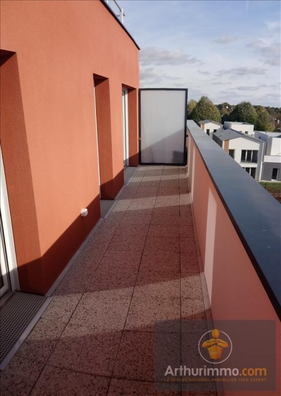 Rental apartment Vert st denis 890€ CC - Picture 2