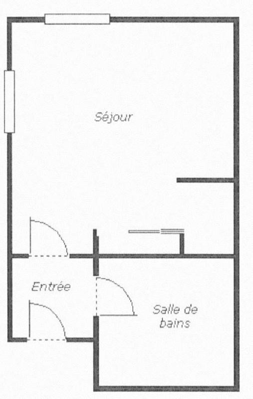 Location appartement Toulouse 453€ CC - Photo 10